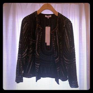 Parker Studded Jacket, Sz M